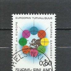 Sellos: FINLANDIA - 1972 - MICHEL 715 - USADO. Lote 255968655