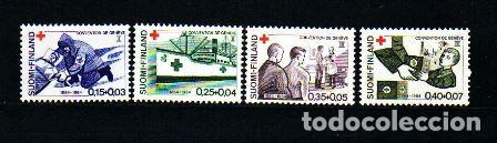 SELLOS USADOS DE FINLANDIA 1964, YT 561/ 64 (Sellos - Extranjero - Europa - Finlandia)