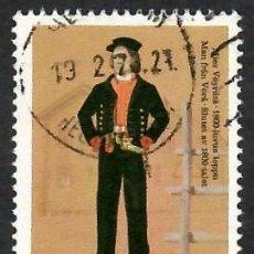Sellos: LIQUIDACIÓN. FINLANDIA 1972, YVERT 677. TRAJES NACIONALES, S. XIX. HISTORIA DEL VESTIDO. FOLKLORE.. Lote 264188904