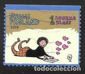 FINLANDIA (Sellos - Extranjero - Europa - Finlandia)