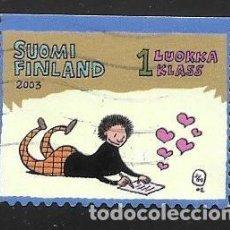 Sellos: FINLANDIA. Lote 264771139