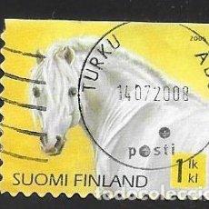 Sellos: FINLANDIA. Lote 264771284