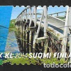 Sellos: FINLANDIA. Lote 264772569