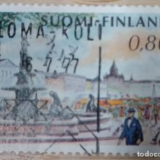Sellos: FINLANDIA. Lote 268856979
