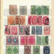 Sellos: FINLANDIA 1860 - 1950 LOTE DE SELLOS EN ALBUM. Lote 270111008