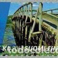 Sellos: SELLO USADO DE FINLANDIA 2014, YT 2316. Lote 276916613