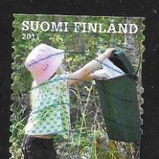 Sellos: FINLANDIA. Lote 277182538