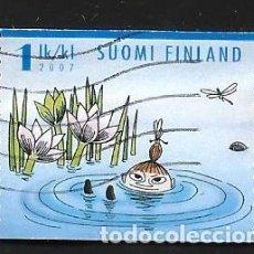 Sellos: FINLANDIA. Lote 277182613