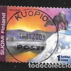 Sellos: FINLANDIA. Lote 277182683