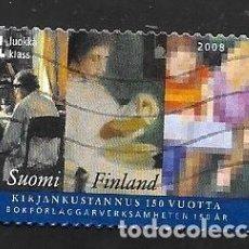 Sellos: FINLANDIA. Lote 277182713