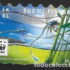 Timbres: FINLANDIA. Lote 278200293