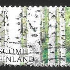 Timbres: FINLANDIA. Lote 278202983