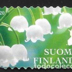 Sellos: FINLANDIA. Lote 278203278