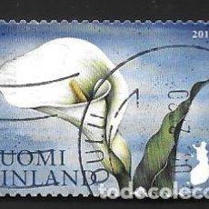 Timbres: FINLANDIA. Lote 278203398