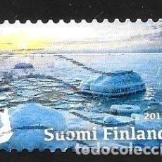 Timbres: FINLANDIA. Lote 278203548