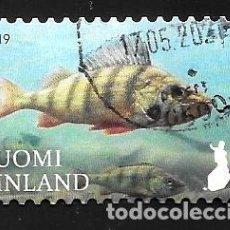 Timbres: FINLANDIA. Lote 278203648