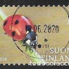 Timbres: FINLANDIA. Lote 278203678