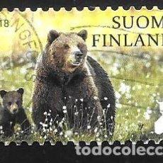 Timbres: FINLANDIA. Lote 278203713