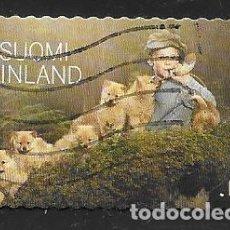 Timbres: FINLANDIA. Lote 278203748