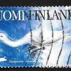 Timbres: FINLANDIA. Lote 278203958