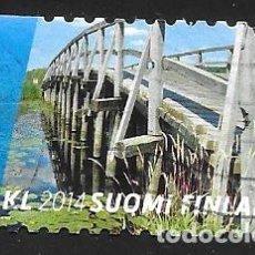 Timbres: FINLANDIA. Lote 278204033