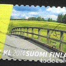 Timbres: FINLANDIA. Lote 278204053