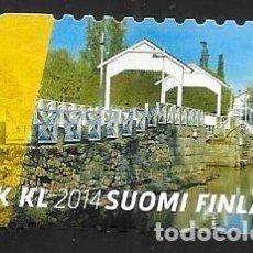 Timbres: FINLANDIA. Lote 278204083
