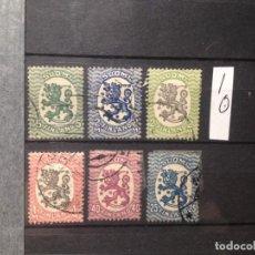 Sellos: SELLOS DE FINLANDIA. USADOS. YVERT Nº. Lote 285084233