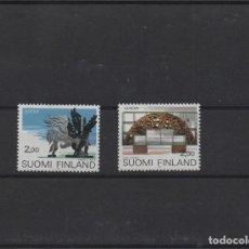 Sellos: SERIE COMPLETA NUEVA DE FINLANDIA. TEMA EUROPA 1993. Lote 288390043