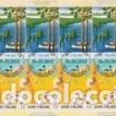 Sellos: CARNET USADO DE FINLANDIA 2012, YT 2146/ 47, FOTO ORIGINAL. Lote 288541528