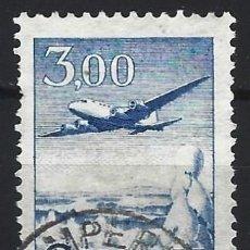 Sellos: FINLANDIA 1963 - CORREO AÉREO, TIPO DE 1950 - USADO. Lote 288900198