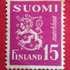 Sellos: FINLANDIA. Lote 289541593