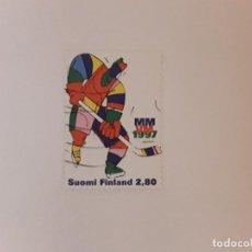 Francobolli: FINLANDIA SELLO USADO. Lote 291172118