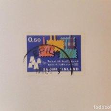 Francobolli: FINLANDIA SELLO USADO. Lote 291172203