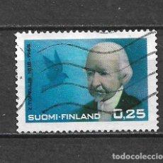 Sellos: FINLANDIA SELLO USADO - 8/28. Lote 292085843
