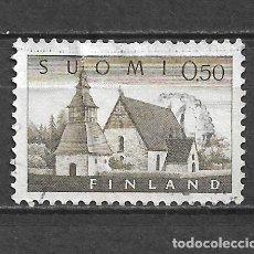 Sellos: FINLANDIA SELLO USADO - 8/28. Lote 292085978