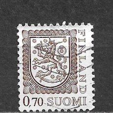 Sellos: FINLANDIA SELLO USADO - 8/28. Lote 292086018