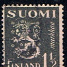 Sellos: FINLANDIA // YVERT 222 // 1940 ... USADO. Lote 293463358