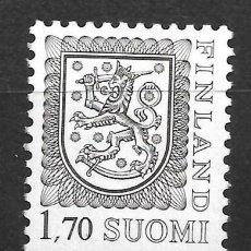 Sellos: FINLANDIA 1987, CORREO MICHEL 1008 II AY MNH.. Lote 296587138