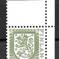 Sellos: FINLANDIA 1988, CORREO MICHEL 1035 II CX. MNH.. Lote 296591368