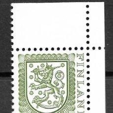 Sellos: FINLANDIA 1988, CORREO MICHEL 1035II CY. MNH.. Lote 296609843