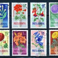 Sellos: RUMANÍA AÑO 1964 YV 1993/00ºº FLORA - FLORES DE JARDÍN - NATURALEZA. Lote 15488901