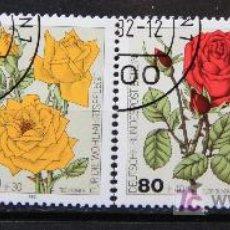 Sellos: ALEMANIA BERLÍN SELLOS NUEVOS MNH FLORES FLOWERS FL-16. Lote 19424031