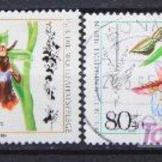 Sellos: ALEMANIA BERLÍN SELLOS USADOS FLORES FLOWERS FL-85. Lote 19424210