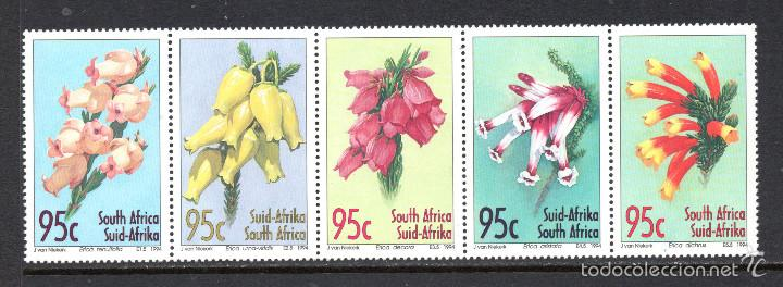 SUDAFRICA 861/65** - AÑO 1994 - FLORA - FLORES (Sellos - Temáticas - Flora)