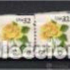 Sellos: ROSA AMARILLA . USA. SELLO AÑO 1996. Lote 118568215