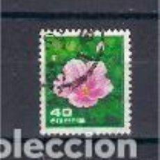Sellos: FLOR NACIONAL DE COREA DEL SUR. SELLO AÑO 1981. Lote 118686511