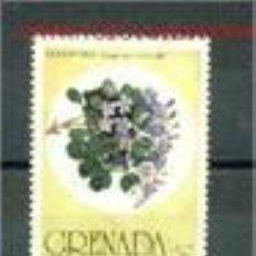 Sellos: FLOR DE GRENADA - GRENADINES. SELLO AÑO 1976. Lote 119186323