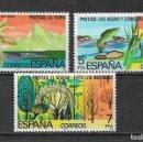 Sellos: ESPAÑA FLORA ** NUEVOS - 4/53. Lote 160813910