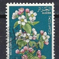 Francobolli: FLORA - ARGELIA - SELLO USADO. Lote 174588624